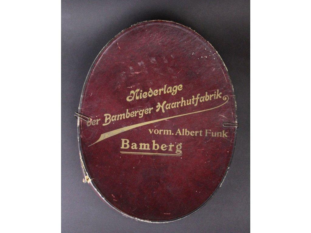 Skládací cilindr Bamberg x319 2