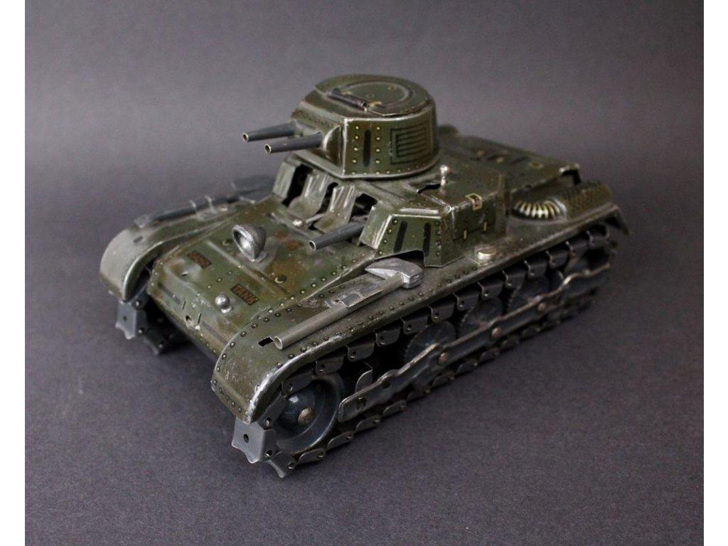 Plechový tank GAMA x326 1