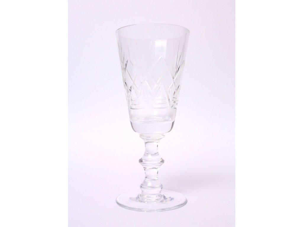 skleničky 5 kusů x3303