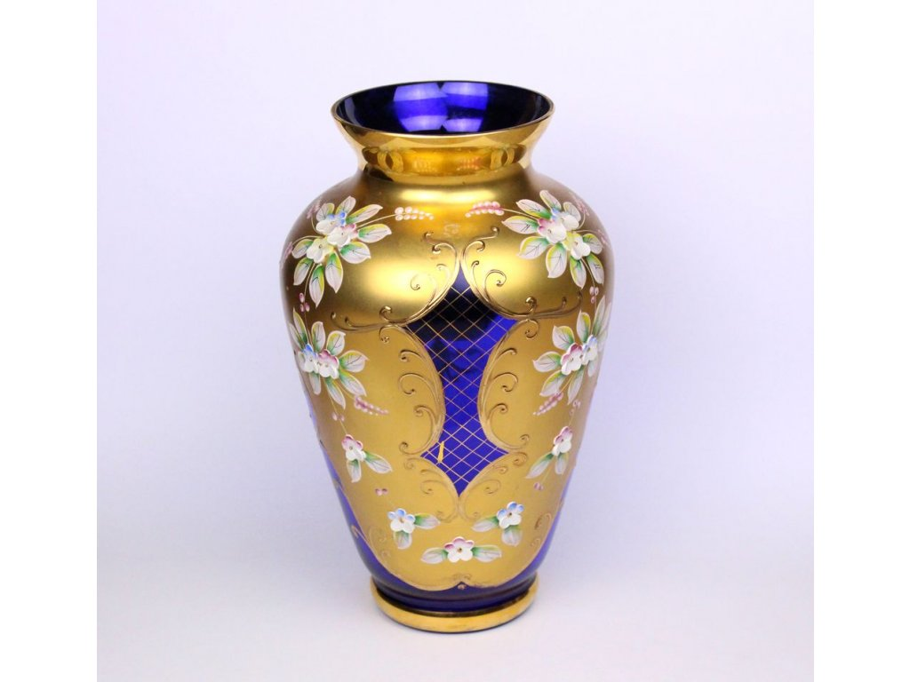 Skleněná váza x340 3