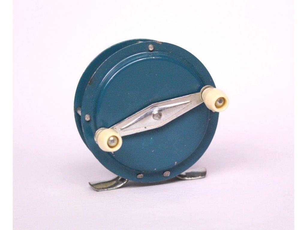 Rybářské kolečko TOKOZ modré x343 5