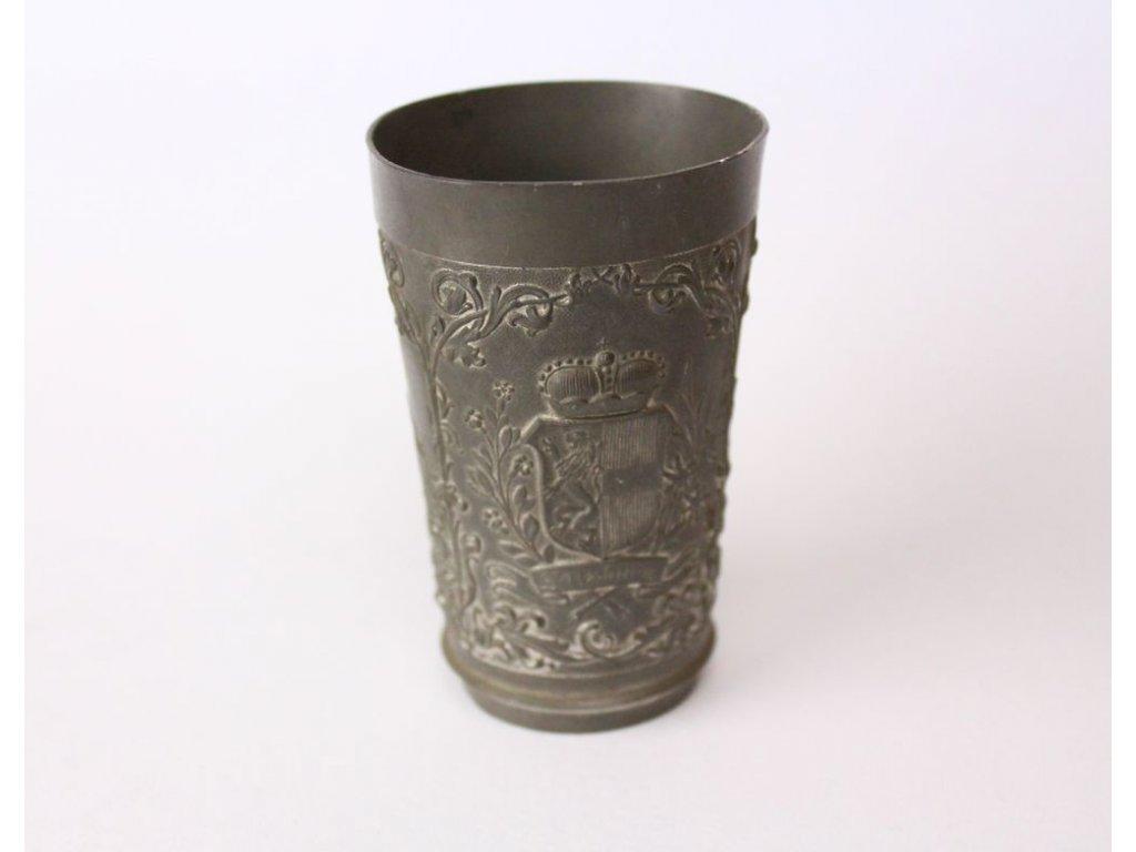 cínový pohárek Salzburg x355 5