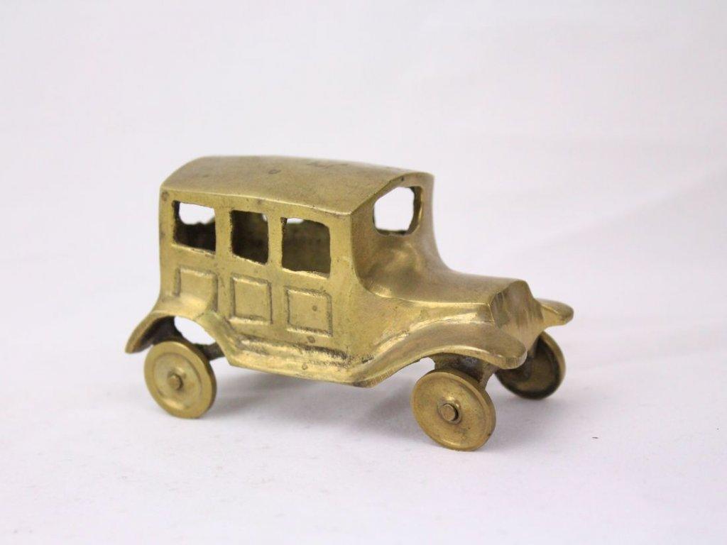 Mosazné auto model x369 1