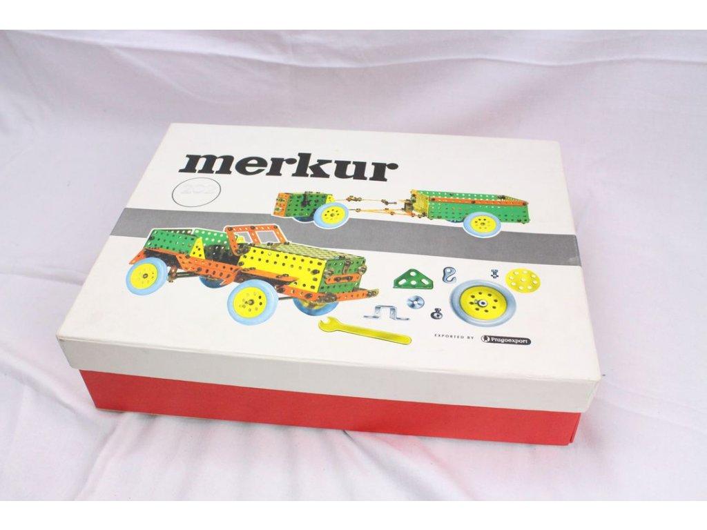 Stavebnice Merkur x381 8