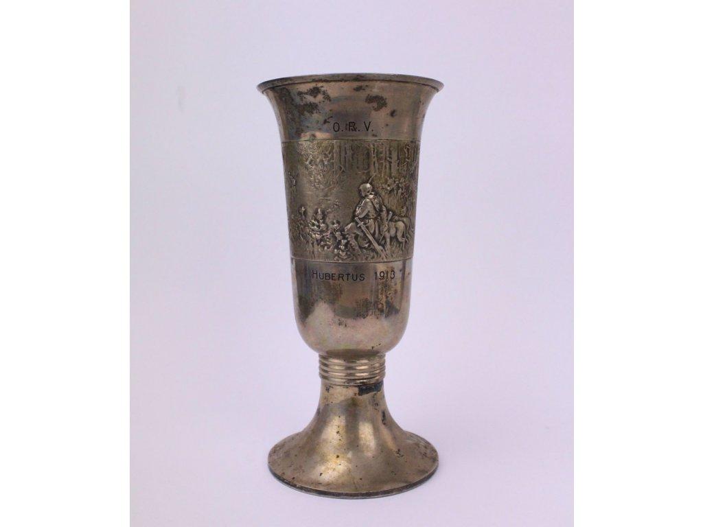 Stříbrný pohár Hubertova Jízda 1