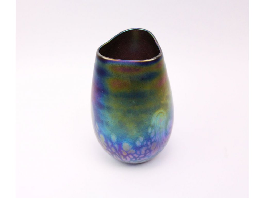 Skleněná váza LOETZ x399 3