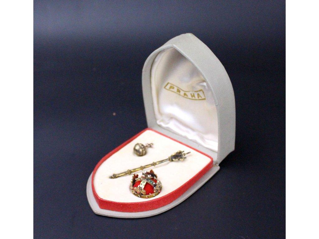 miniatura korunovační klenoty x578 6