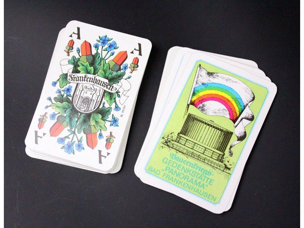 Hrací karty x617 3