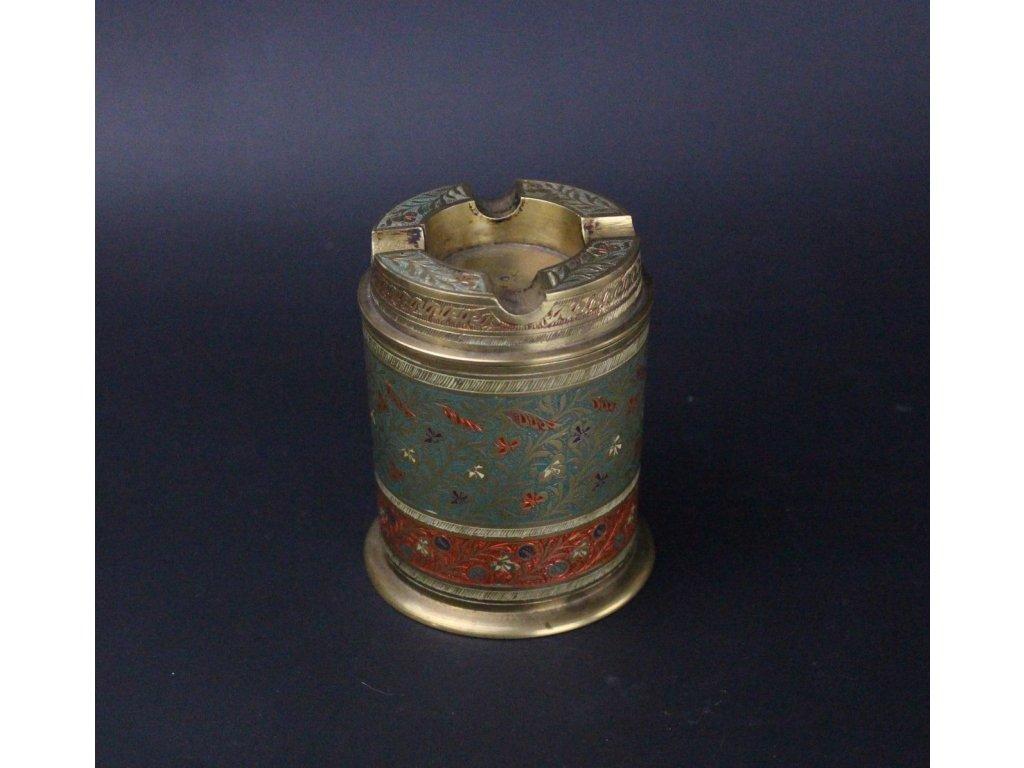 Mosazný popelník se schránkou x625 2