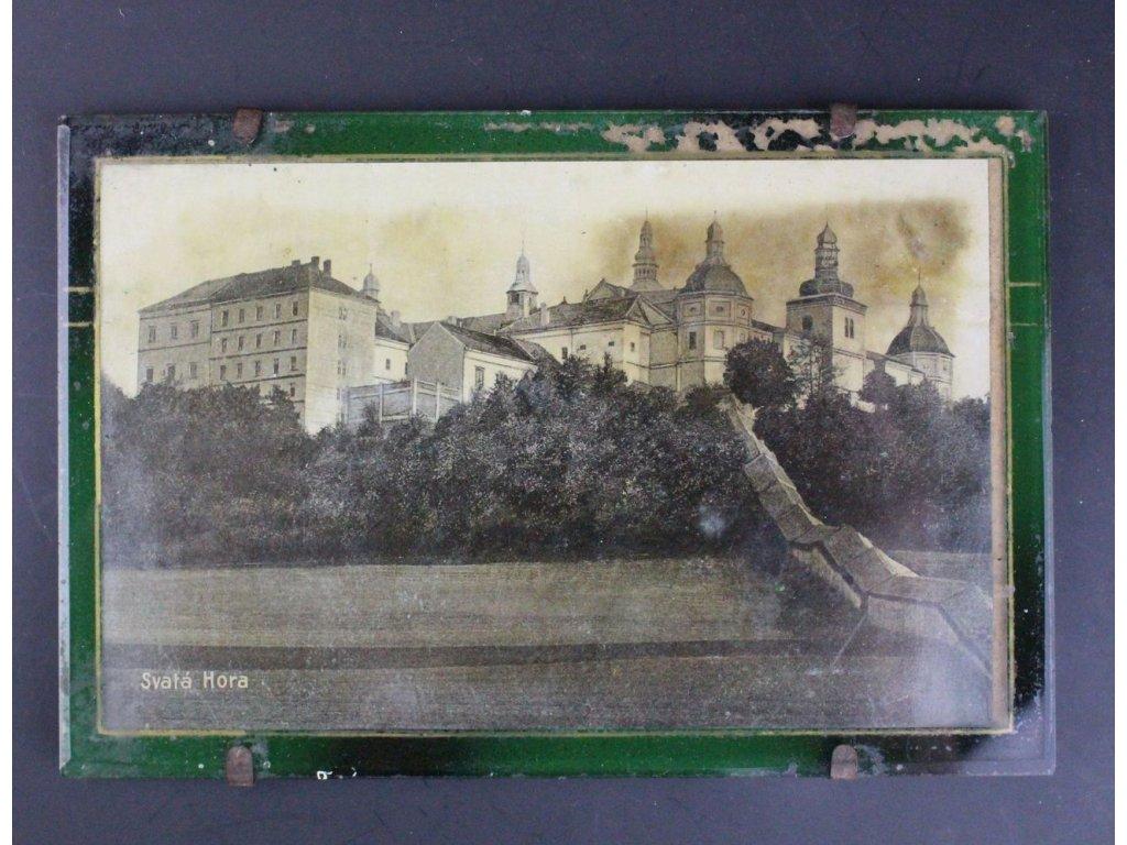 Svatá Hora obrázek pod sklem x671 3