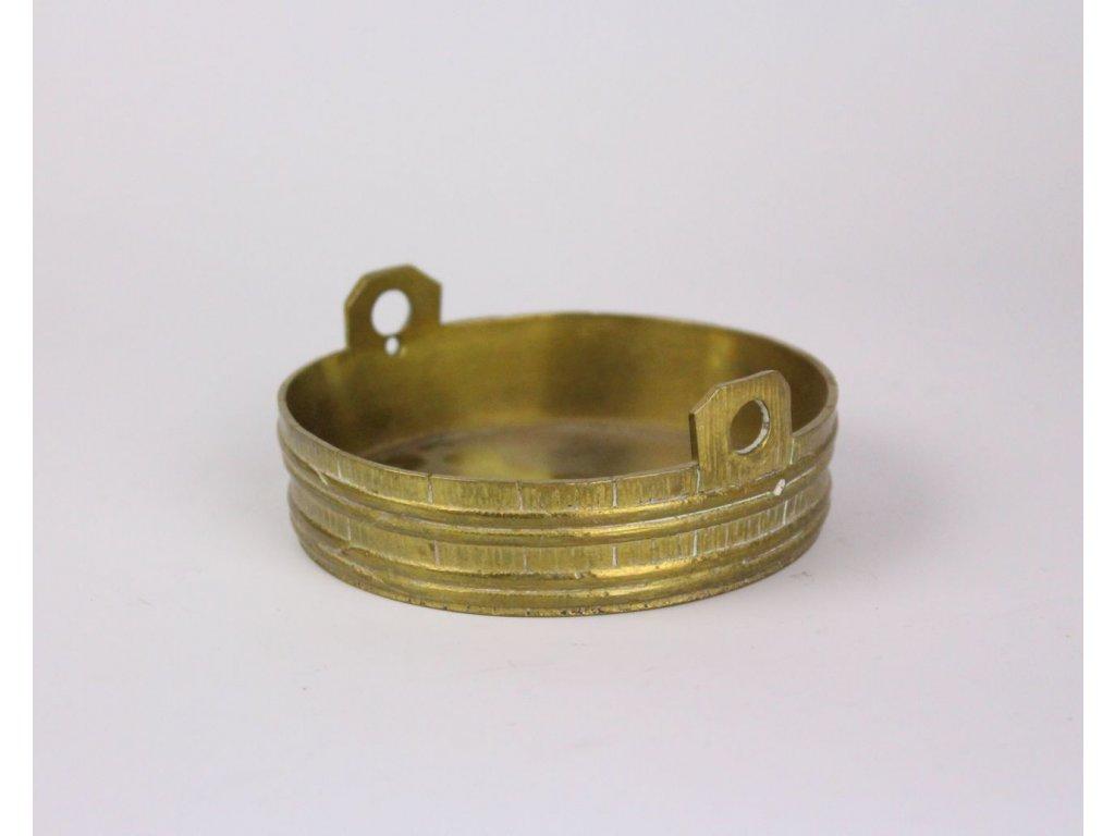 Bronzový sud popelník x720 6