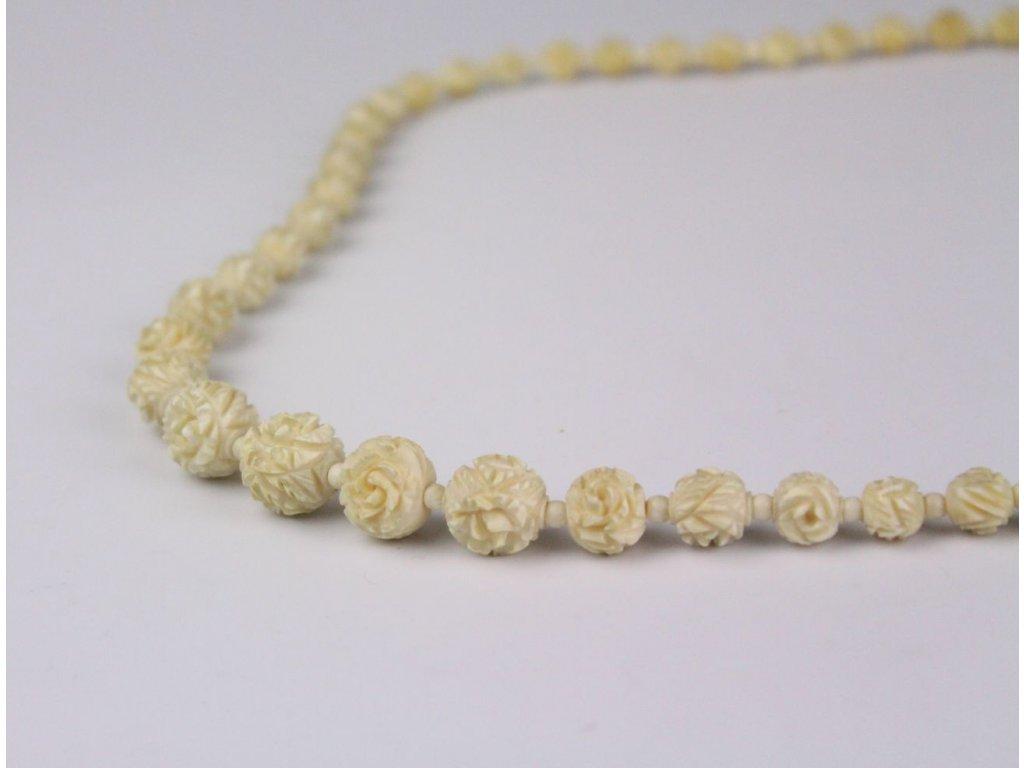 Kostěný náhrdelník x736 5