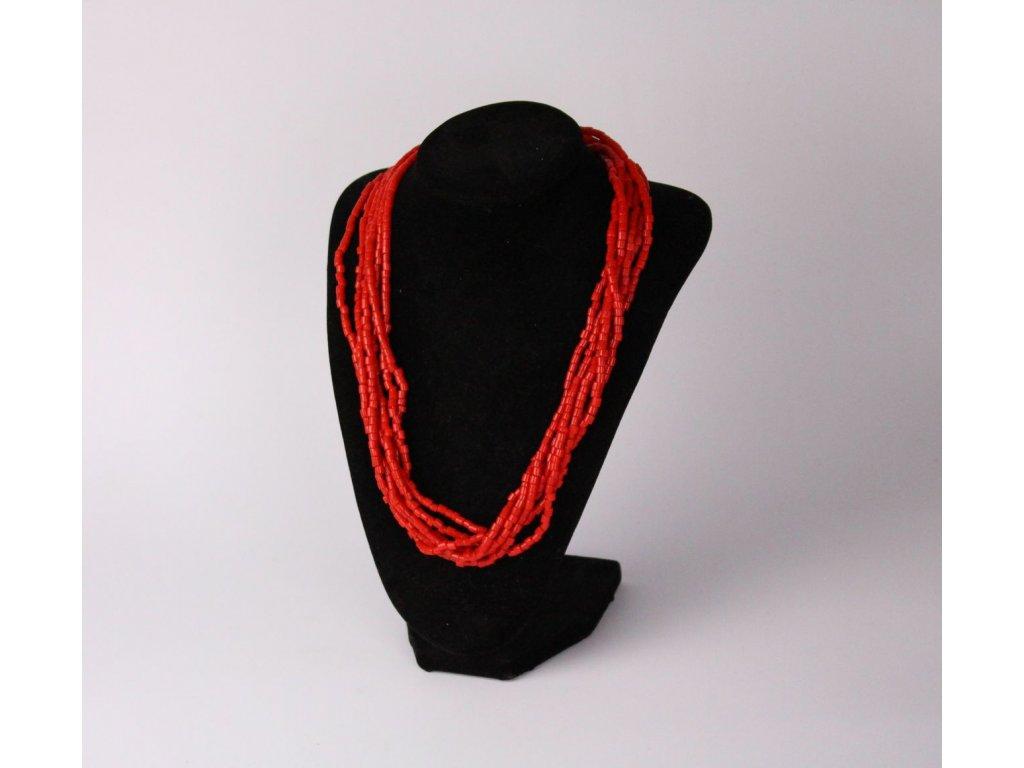 Červené korále x743 1