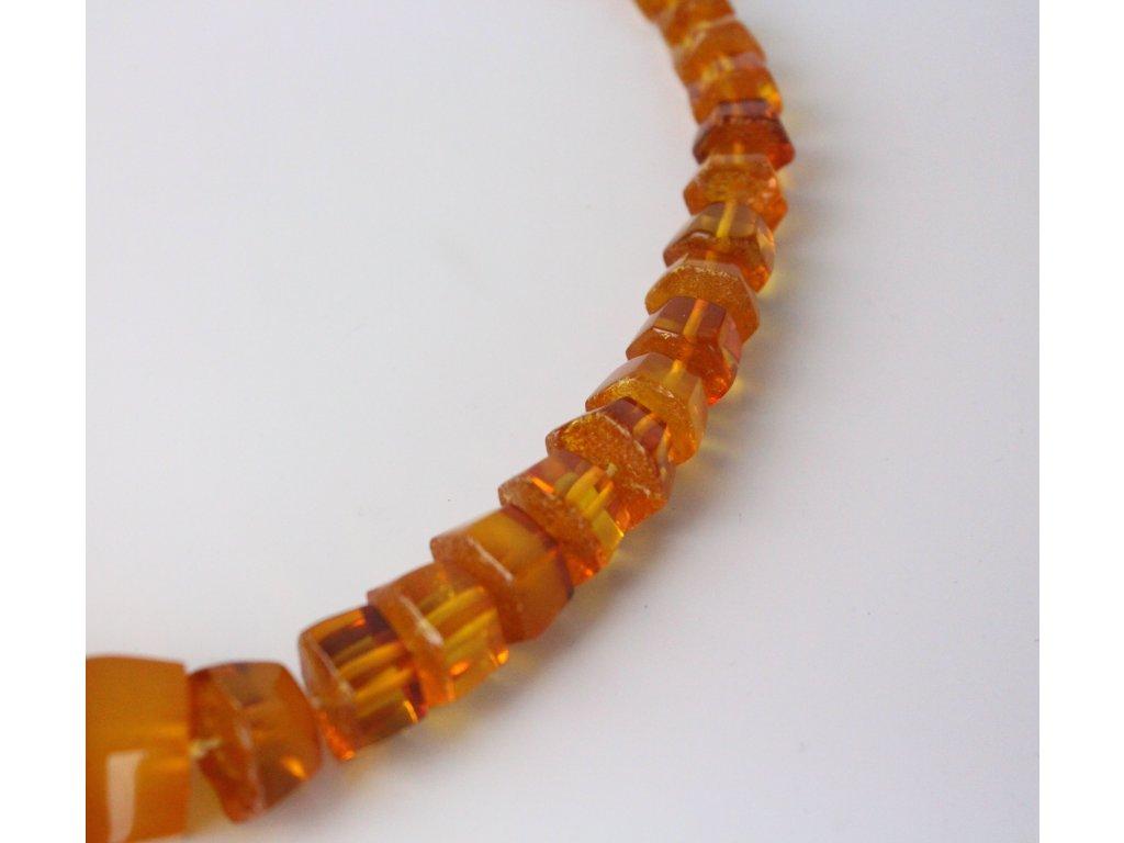 d82c4771f Jantarový náhrdelník x748 3 · Jantarový náhrdelník x748 2