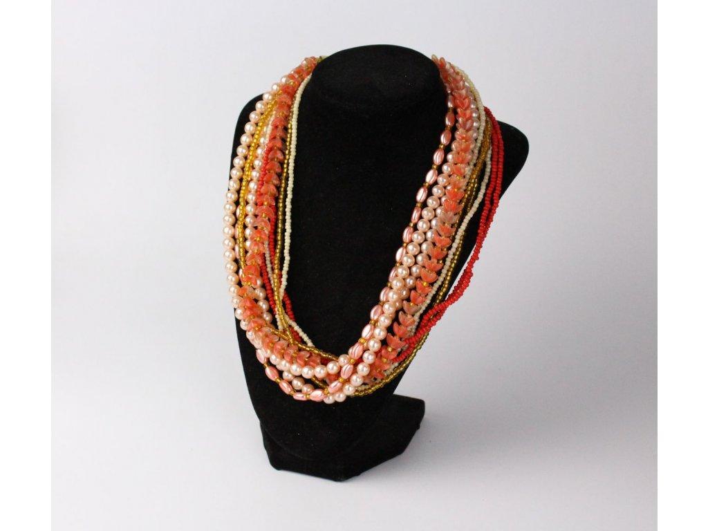Skládaný náhrdelník x749 1