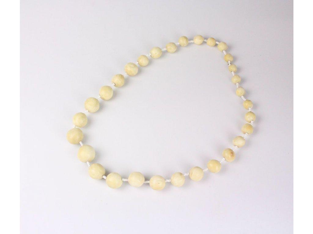 Kostěný náhrdelník x751 2
