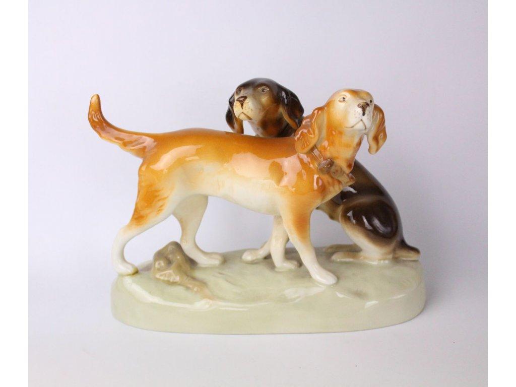 Soška psů Duchcov x805 7