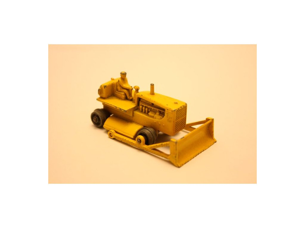 matchbox caterpillar reg. trade mk 6