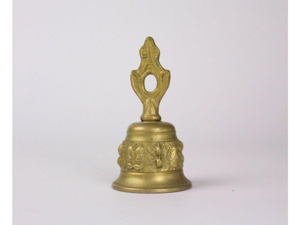 Malý zvoneček s držátkem x832 1