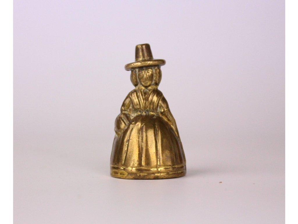 malý zvoneček figurka dáma x840 4