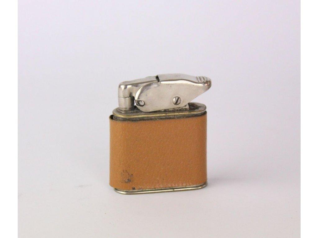 Starý zapalovač hnědý x8526