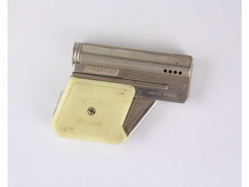 Starý zapalovač IMCO pistolka x856 5