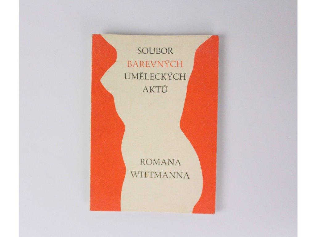 Soubor barevných uměleckých aktu Romana Wittmanna x873 1