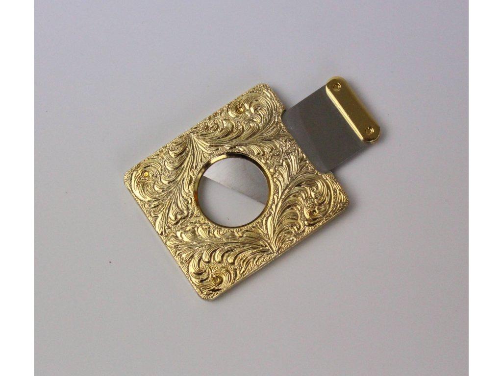 Nůžky na doutníky Royal Crown Custom x878 4
