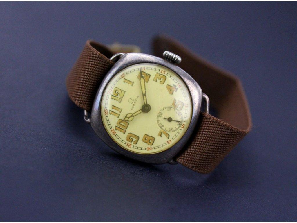 Staré hodinky ARTA antimagnetic Swiss made - Starožitnosti - GASH.CZ 4484991b5cf