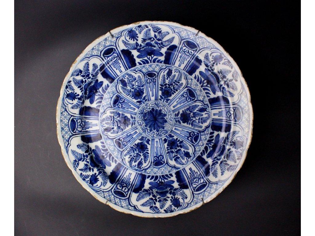Talíř Delft x1075 (1)