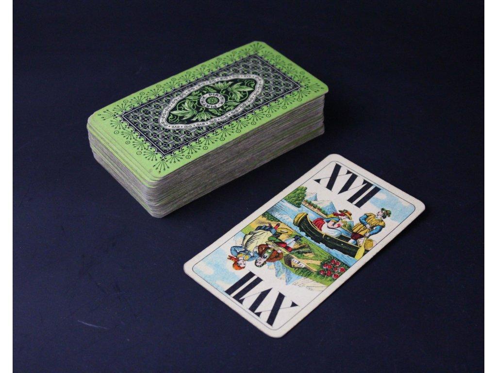 Karty PIATNIK PRAHA (1)