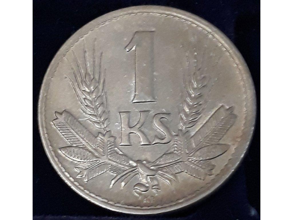 m014 1 1 Koruna 1945