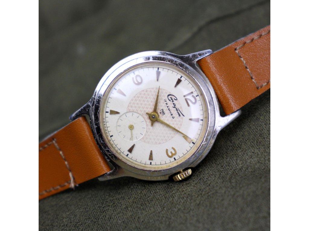 Mechanické pánské hodinky START (1)