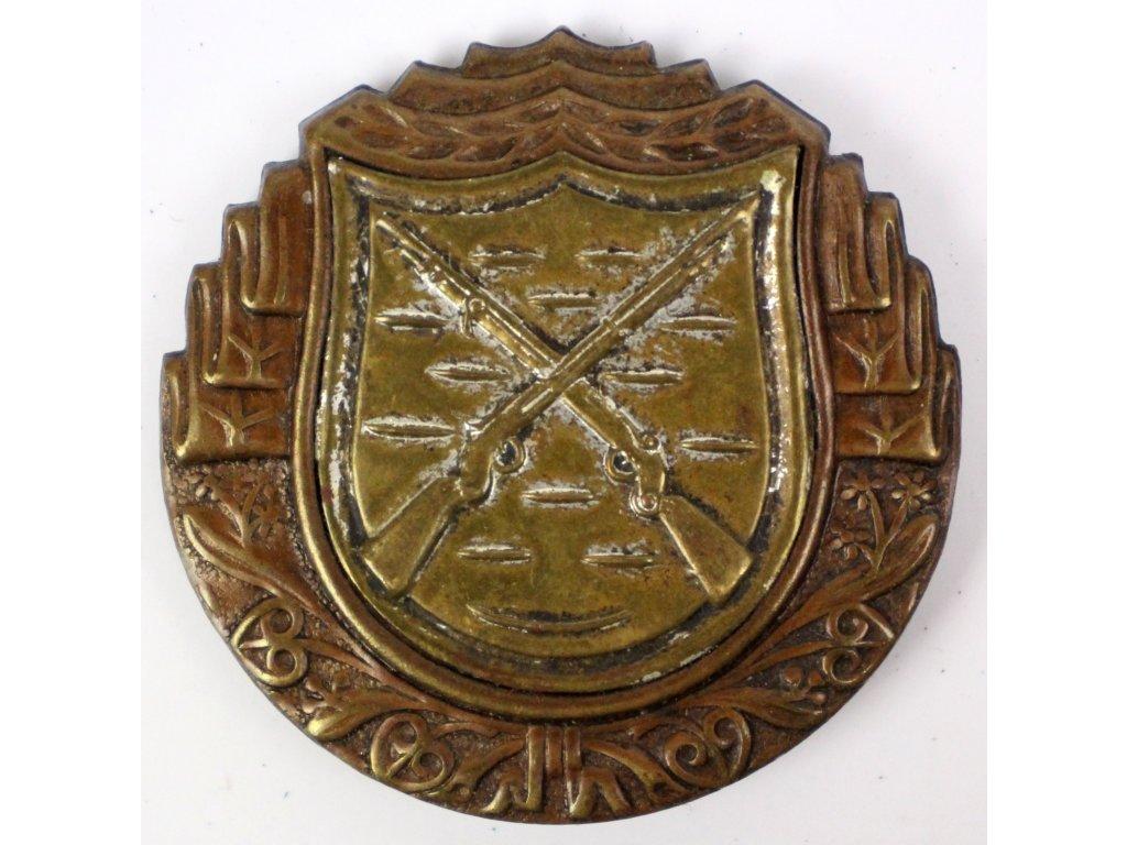 Odznak pro střelce z pušky (2)