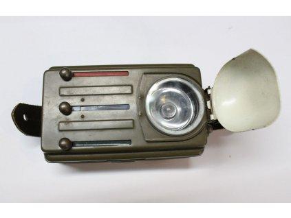 Vojenská baterka x304 3