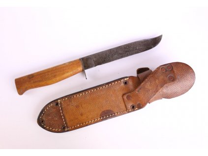 Útočný nůž krásný stav originál pouzdro x462 2