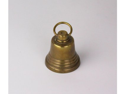Mosazný zvoneček x834 2