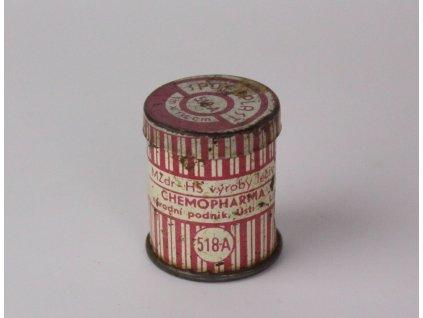 Plechová krabička CHEMOPHARMA x845 6