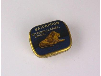 Gramofónové jehly Baidaphon x846 8