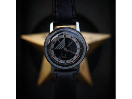 Hodinky Pobeda čištěné hodinářem RS1364 7