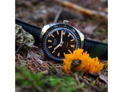 Hodinky prim sport 2 generace černo oranžové RS1373 5