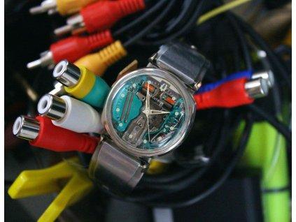 Hodinky Bulova Accutron RS1403 6