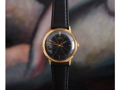 Černé hodinky Prim Elegant RS1534 13