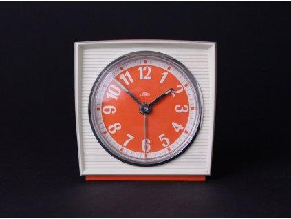 Oranžový budík Prim RS1535 7
