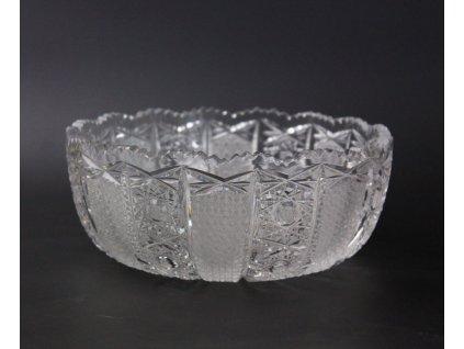 Broušená miska sklo x905 (1)