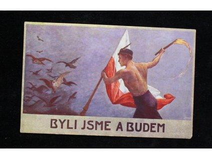 Vlastenecký pohled BYLI JSME A BUDEM x981 (1)