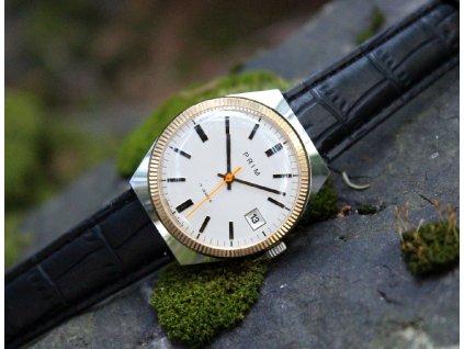 Hodinky Prim Rolex bicolor 1981 RS1547 (3)