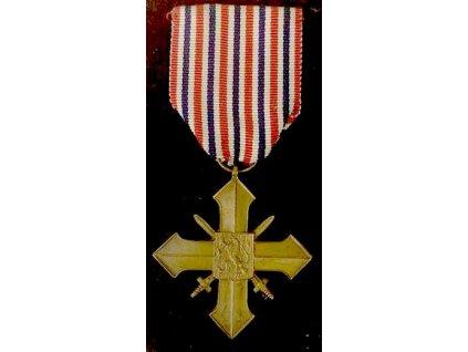 Z106 Československý válečný kříž 1939 (1)