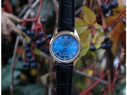 Hodinky Prim modrý quartz RS1575 (3)