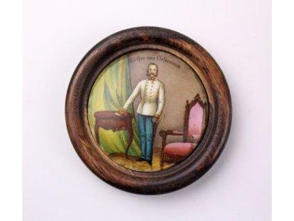 Obrázek na porcelánu František Josef x1151 (6)